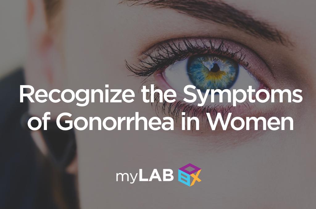 symptoms of gonorrhea in women