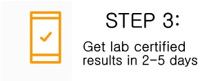 Lab Certified STD Tests